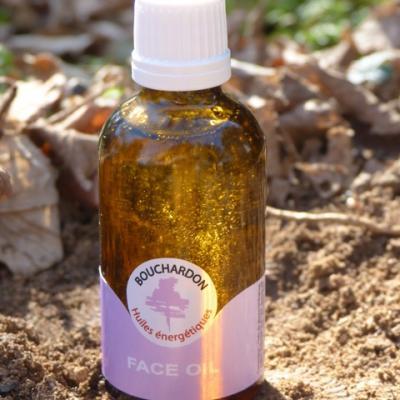 Faceoil huile patrice bouchardon energie des arbres