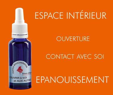 Elixir d'Eglantine / S'OUVRIR à SOI